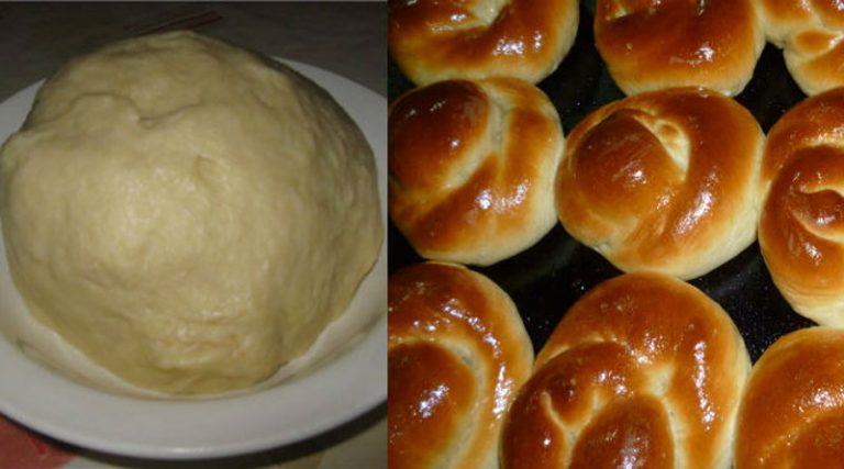 Любите сдобную выпечку? Тогда сохраняйте эти 5 простых рецептов булочек!
