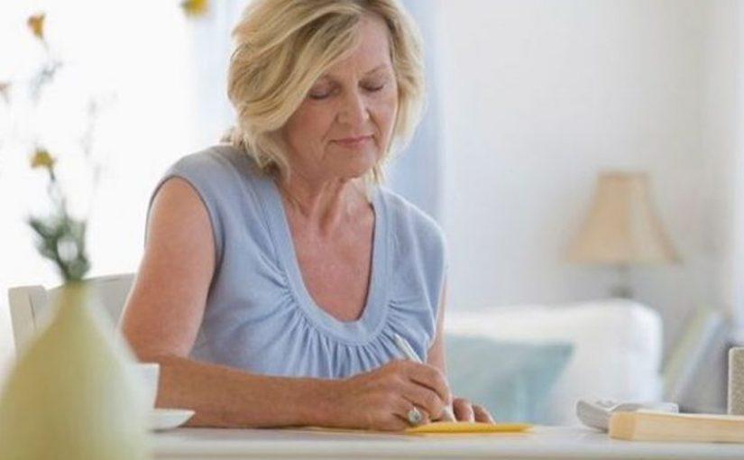 Стареющая мама написала письмо своим детям… Заденет душу каждого!