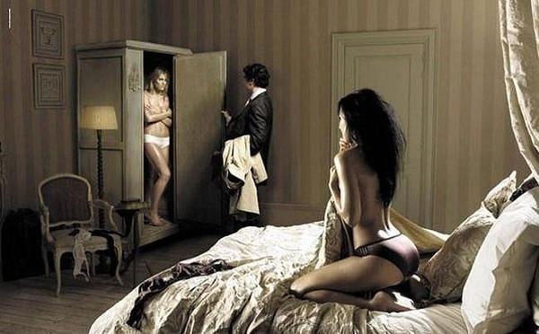Муж взял жене и любовнице путевки на один и тот же курорт