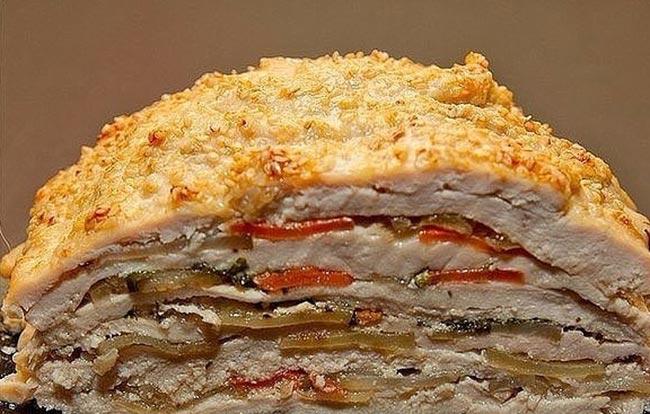 Курица «Удиви гостей» — вкуснейшее и оригинальнейшее блюдо