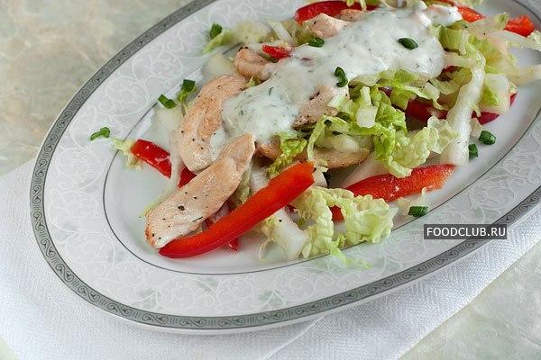 3 лучших диетических салата. Их просто готовить и на вкус отменные получаются!