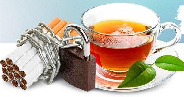 Чай, который избавляет от желания курить навсегда. Воспользуйтесь обязательно!