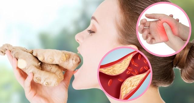 Что произойдет с телом, если есть имбирь каждый день 1 месяц? Результаты просто поражают!
