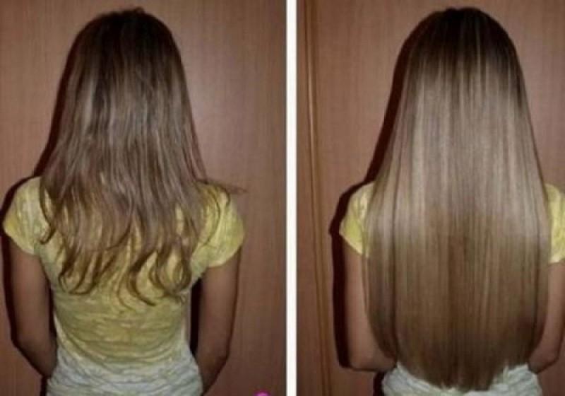 Секрет густых и здоровых волос всего из 3 ингредиентов