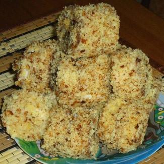 Пирожное «Лакомка» - сверх простой и вкусненький десертик