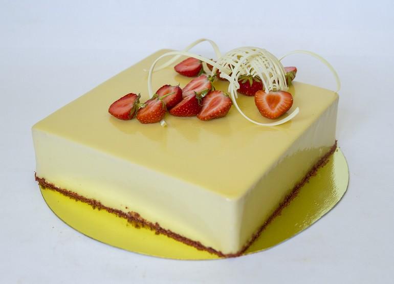 Волшебный карамельный торт - невероятная нежность!