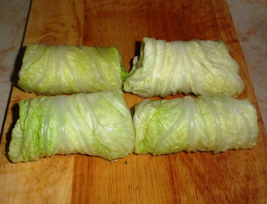 Голубцы с капустой рецепты пошаговое приготовление