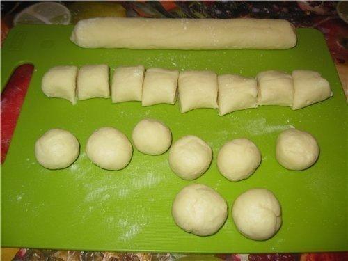 Самые вкусные творожные шарики по элементарному рецепту