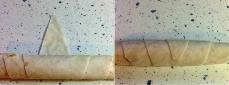 Вкуснейшие мини-пирожки из лаваша. Готовятся очень просто и быстро!