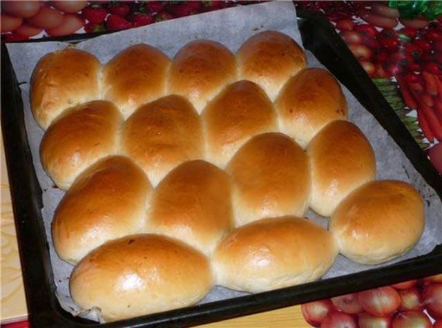 Очень вкусные пирожки с капустой по бабушкиному рецепту