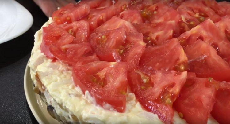 Вкуснейший салат «Любимый муж». Исчезает со стола за считанные минуты!