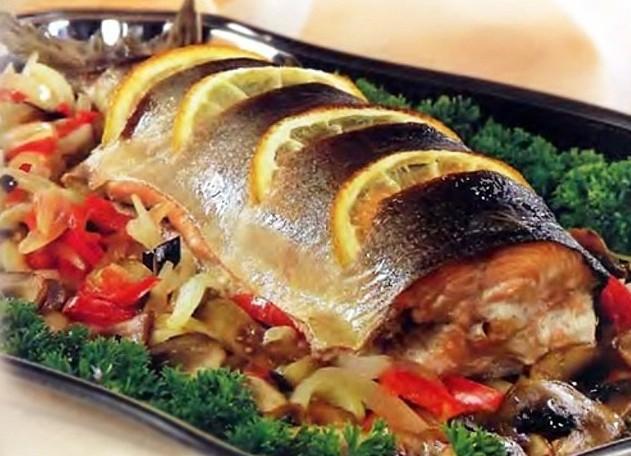Рыба в духовке — 3 лучших рецепта и пару классных советов по приготовлению