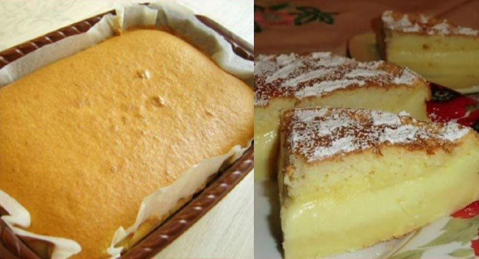 Такое вкусное и нежное кремовое пирожное.... Не верится, что сама такое приготовила...