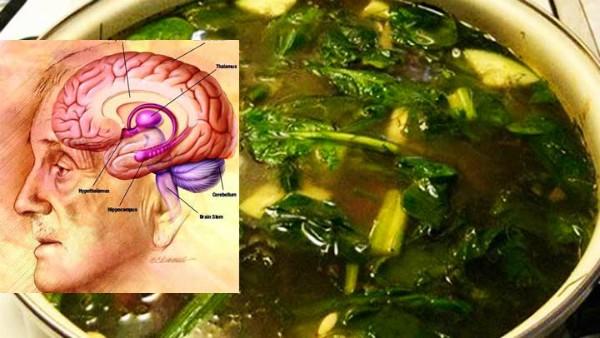Восстановите свои кости, зрение и память натуральными продуктами