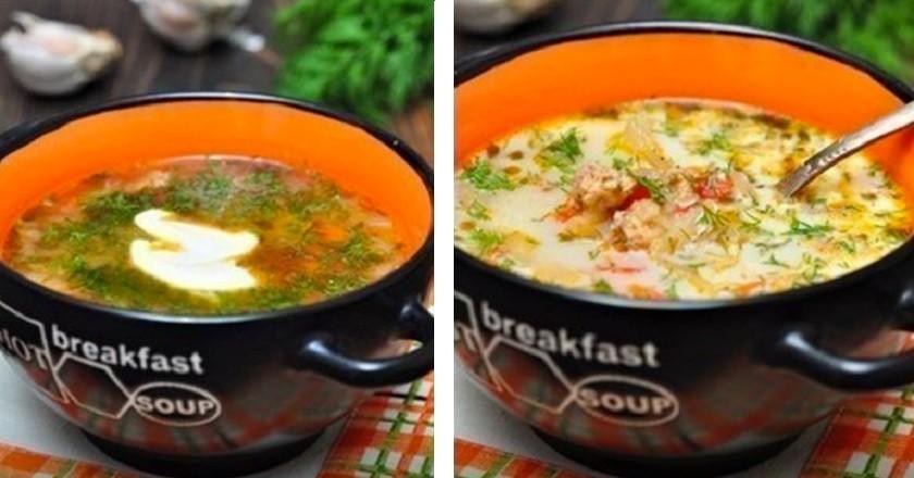 Легендарный суп «Чехословацкий»: очень сытный и вкусный!