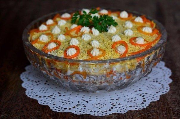 Каждая ложка — это шедевр! Удивительный воздушный салат «Бунито»