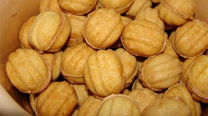 Печенье «Орешки». Самое любимое с раннего детства