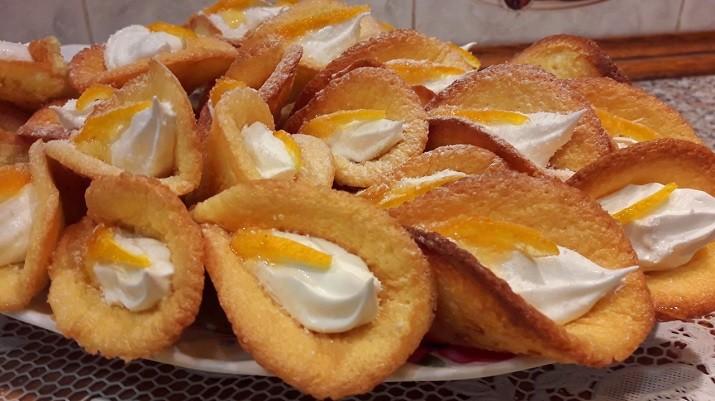 Вкусное и красивое печенье «Каллы». 2 лучших варианта приготовления