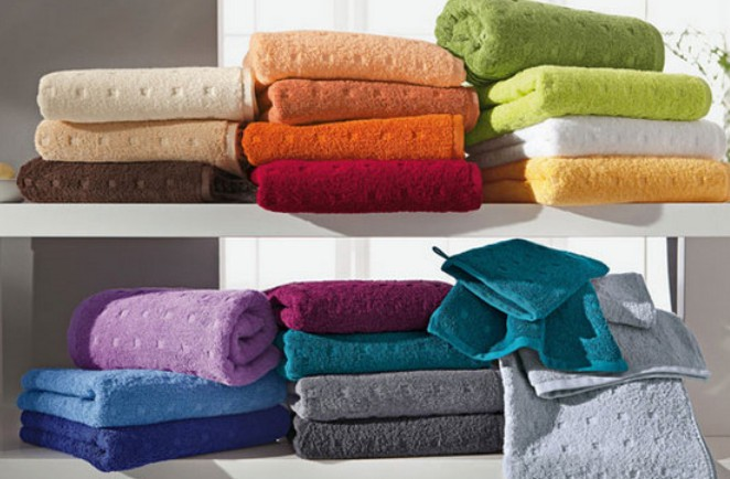 Ваши махровые полотенца теперь всегда будут как новые, это проще простого…