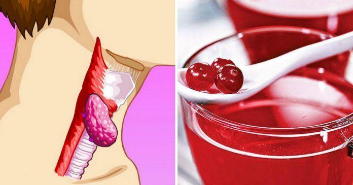 Как оздоровить щитовидку простым натуральным напитком. Проверено!
