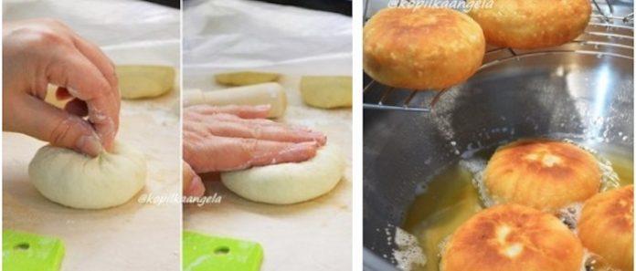 Самое воздушное тесто Для Идеальных Жареных Пирожков и Беляшей