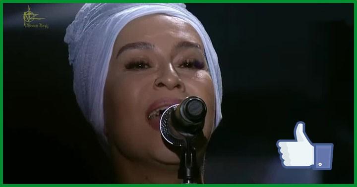 «Верните память» в исполнении Наргиз. Люди друг за другом поднимаются сквозь слёзы!