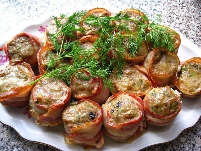 Вкуснейшая горячая закуска «Буржуй в телогрейке» к идеальному праздничному столу