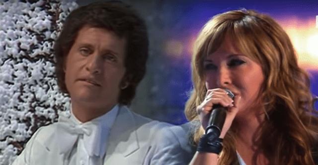 Знаменитый хит «Салют» в исполнении Джо Дассен и Элен Сегара. Великолепно!
