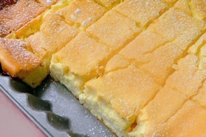 Этот простой рецепт творожного пирога наверняка станет вашим любимым!