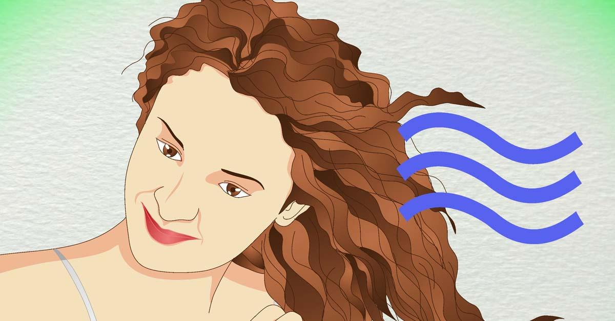 Волосы меньше выпадают уже после 1 применения этого простого, но мощного средства