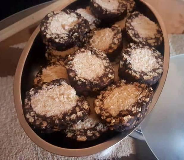 """Кокосовый рулет """"Раффаэлло"""" – десерт, который вы полюбите навсегда!"""