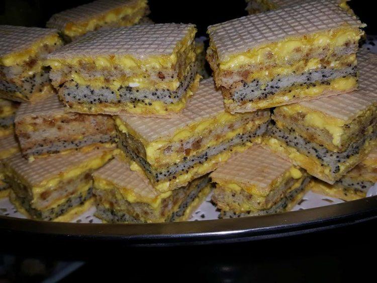 """Очень нежное и вкусное пирожное """"Муравейка"""". Вы будете в восторге!"""
