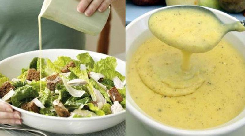 Главной изюминкой салата является соус! 5 вкуснейших рецептов