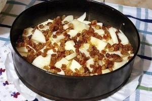 Обалденно аппетитный и вкусный сливочно-яблочный пирог «Домашний»