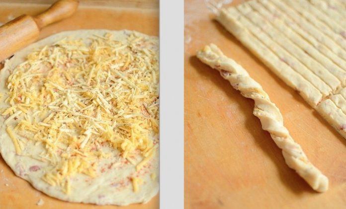Сырные хлебные палочки - обалденно вкусная и простая закуска на все случаи жизни!