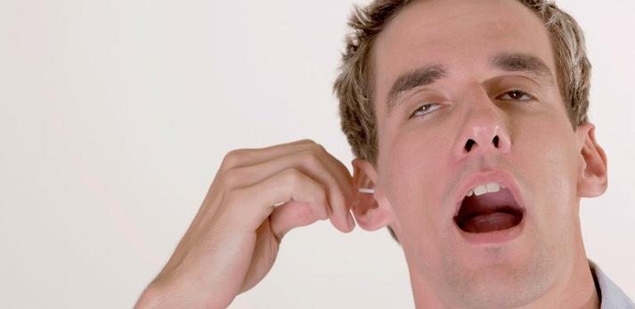 Как с помощью 1 средства полностью избавиться от ушной серы