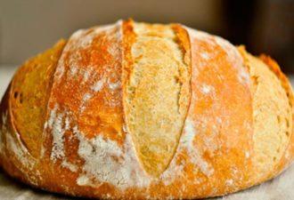 Домашний хлеб без замеса: проще не бывает! Пышный, душистый, с хрустящей корочкой…