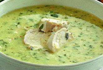 Рецепт приготовления грузинского куриного супа чихиртма