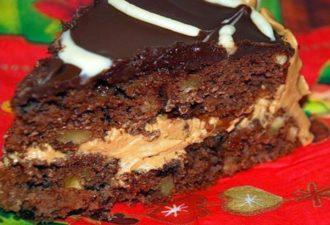 Непревзойденный торт «Каро». Рецепт, который я так долго искала!