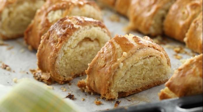 Армянское печенье «Гата». Нежное, мягкое, моментально тает во рту!