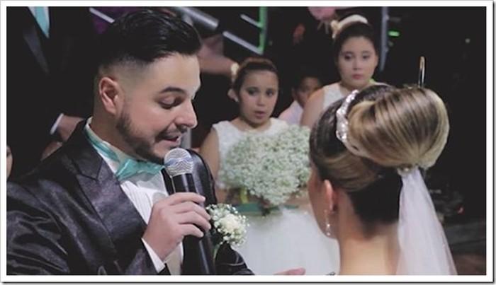 Внезапно жених прервал свадьбу и сказал, что любит другую. Через мгновенье он обратился к другой, а весь зал затаил дыхание…