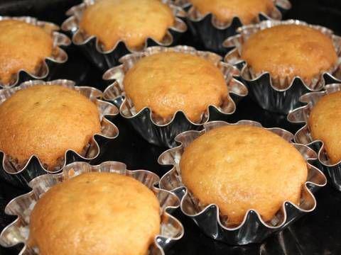 Такие воздушные сливочные кексы готовлю очень быстро по простейшему рецепту. Делюсь!