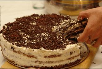 Самый быстрый и вкусный торт!