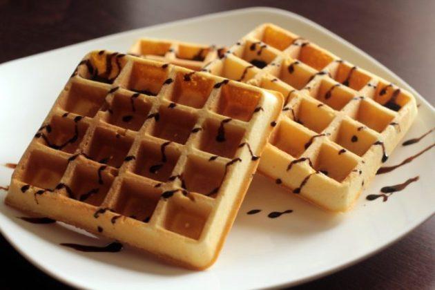Тесто для идеальных вафель. 4 лучших проверенных рецепта