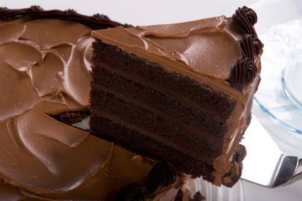 Шикарный, красивый, невероятно вкусный и очень сытный торт «Черная магия»