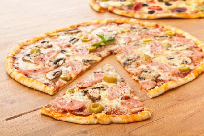 Тонкое и мягкое тесто для пиццы как в пиццерии за 10 минут