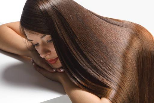 Благодаря домашнему ламинированию волосы будут как шелк на протяжении 2 недель