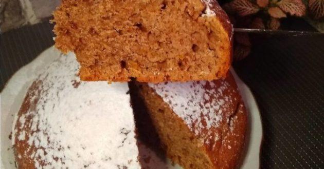 Потрясающий пирог из простых и доступных ингредиентов «Муна»