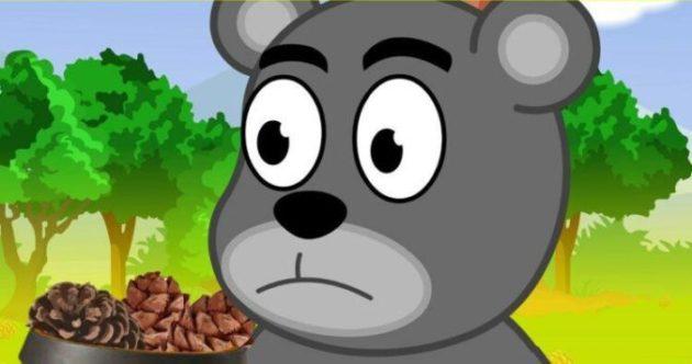 «Мишка косолапый по лесу идет...» — мало кто знает концовку этого стихотворения...
