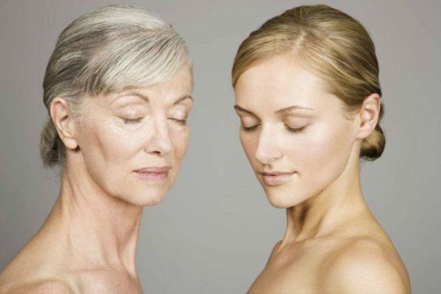 Необычная природная маска для лица, заметно омолаживающая кожу